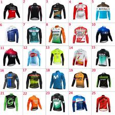 2020 Mens Cycling Jerseys cycling wear Cycling long Sleeve Jersey bicycle jersey