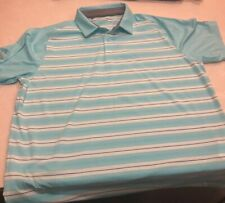 Three Men's Under Armour Golf Shirts - 2 Polos & 1 Pullover - All Xl