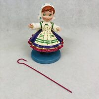 "WDCC Disney It's a Small World After All Gathering Friends Belgium 6"" Figurine"
