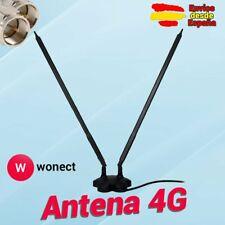 🔥 Antena 4G Wonect Omni 16dbi LTE Interior Cable 3 metros SMA Macho 3m longitud