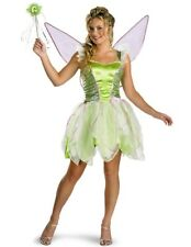 Disguise Inc 32858 Tinker Bell Deluxe Adult Costume