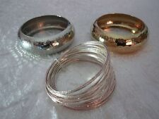 Silver Bangles Jewellery