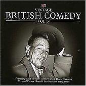 Vintage British Comedy Vol 5 CD New & Sealed Coward Wilton Kenney Watson etc