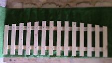 More details for picket fence 6ft x 3ft.