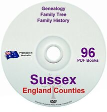 Family History Tree Genealogy Sussex