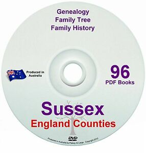 Family History Tree Genealogy Sussex