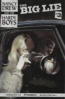 Nancy Drew And The Hardy Boys Comic Issue 3 Big Lie Modern Age First Print 2017