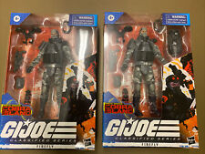 GI JOE CLASSIFIED SERIES SPECIAL MISSIONS COBRA ISLAND FIREFLY TARGET 2 figures