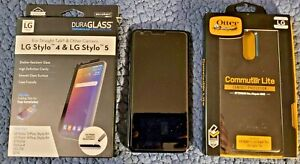 LG Stylo 5 - Straight Talk Wireless - (Includes Otterbox & Screen Protector)