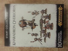 WARHAMMER AGE OF SIGMAR START COLLECTING KHARADRON OVERLORDS - NEW