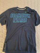 Uncw Nike Dri Fit Seahawks Pride Tshirt Medium