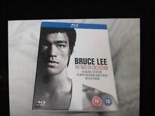 Bruce Lee: The Master Collection (Box Set) [Blu-ray] 5 FILMS BLU RAY + DVD BNIP