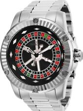 Invicta Men's Watch Specialty Automatic Casino Stainless Steel Bracelet 28709