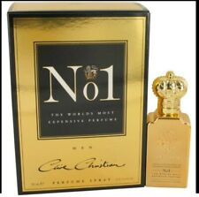 DECANTED Clive Christian NO 1 FOR MEN AUTHENTIC PERFUME 50 ML SPRAY.  EDP
