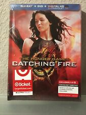 The Hunger Games Catching Fire Blu Ray Target