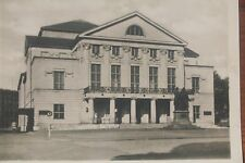FOTO- 7/8 WEIMAR- NATIONAL-THEATER