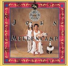 (CD) John Mellencamp - Mr. Happy Go Lucky (Oct-1996, Island/Mercury)