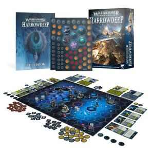 Warhammer Underworlds: Harrowdeep (ENGLISH) 110-02 (PRE-ORDER - 23/10/2021) G...
