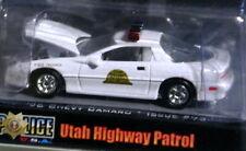 RACING CHAMPIONS 96 1996 CHEVY CAMARO UTAH HIGHWAY PATROL POLICE CAR CHEVROLET