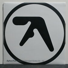 APHEX TWIN 'Selected Ambient Works 85-92' Vinyl 2LP NEW/SEALED
