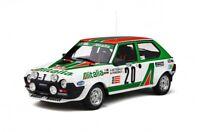 1/18 OTTO MOBILE OT294 FIAT RITMO ABARTH RALLY MONTE CARLO 1979 GR. 2 ALITALIA
