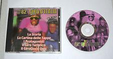 Cd Rom Mac/Pc GUIDA ALL'82° GIRO D'ITALIA – Ciclismo PERFETTO 1999 Pantani