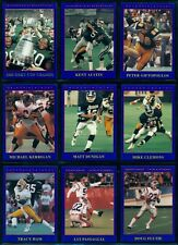 1990 JOGO CFL FOOTBALL SR 1 SET 110 card NM Doug Flutie Pinball Clemons rookie
