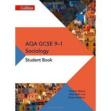 AQA GCSE 9-1 Sociology Student Book (AQA GCSE (9-1) Sociology) by Pauline Wilson, Allan Kidd, Simon Addison (Paperback, 2017)