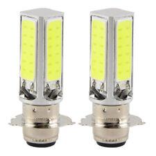 40W LED Headlight Bulb For Yamaha YTM200 200DR 200E 200ER 225DR 225DX Tri-Moto