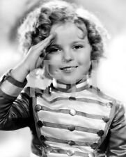 8x10 Print Shirley Temple Poor Little Rich Girl 1936 #2196
