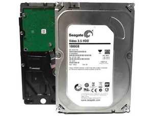 "Seagate ST1000VM002 1TB SATA 6.0Gb/s 3.5"" Hard Drive -PC, CCTV DVR, Surveillance"