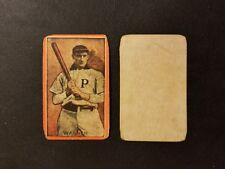 1910 T210 Orange HONUS WAGNER Aged Reprint .. SALE! BUY ANY 5 ITEMS GET 2 FREE