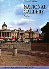 NATIONAL GALLERY LONDRA Coll. Grandi Musei