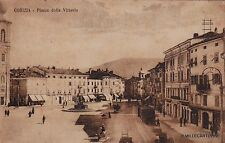 # GORIZIA - PIAZZA DELLA VITTORIA   1926
