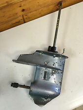 "98 Yamaha 9.9 15 Hp 2 Stroke Outboard Motor 15 "" Shaft Lower Unit Freshwater MN"