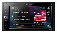 NEW Pioneer Car Audio Bluetooth Media Head Unit.Amp Receiver.2din.Radio Amp