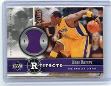 2004-05 U.D. R-CLASS #RCR-KB KOBE BRYANT JERSEY CARD, LOS ANGELES LAKERS, 081715