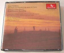 Schubert Der Graf von Gleichen World Premiere 2 CD
