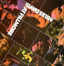 "MILES DAVIS - At Fillmore 1970 (Vinile=M / Cover=NM) 2 LP 12"" GATEFOLD"