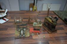 vintage Doll et Cie doll & co sel mamod  meccano bing bowman steam plant parts