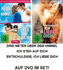 Drei Meter über dem Himmel, Ich steh auf Dich, Entschuldige, ich liebe Dich DVD