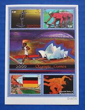 Micronesia (#389) 2000 Olympics, Sydney MNH souvenir sheet