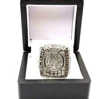 Toronto Argonauts 2012 CFL Football Grey Cup Championship Ring Display Box