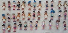 Lego friends Lot de 10 figurines FRIENDS NEUVES - minifigs -derniers lots!!