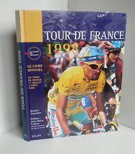 Tour de France 1998 .Le livre officiel.Jacques AUGENDRE.Solar  Z008