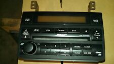 2005 nissan factory oe bose 6 disc in dash stereo