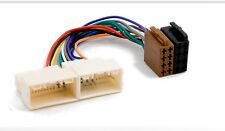 Carav 12-033 autoradio cable del adaptador ISO para Hyundai ix-35 Solaris kia Sportage