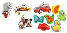 Disney Mickey Mouse Clubhouse 10 Mini Foam Wall Decorations for Kids Cheap Gift