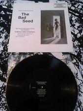THE BAD SEED O.S.T LP EX!!! ALEX NORTH ORIGINAL SOUNDTRACK CINEVOX 33/25