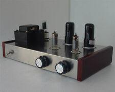 Hifi  stereo 6j4+6p6p Class A tube Pre-AMP preamplifier DIY Kit a full set